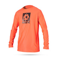 2017 Mystic Star Quick Dry L/S - Coral