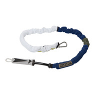 Mystic Handlepass Leash - White