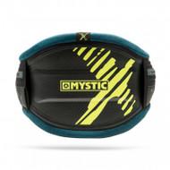 2017 Mystic Majestic X Waist Harness - Teal