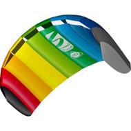 HQ Symphony Beach Trainer Kite 1.3m - Rainbow