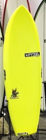 Pyzel Screaming Eagle 5'0 Foil surfboard