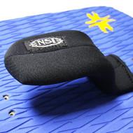 NSI Foot Hooker Footstraps - Black