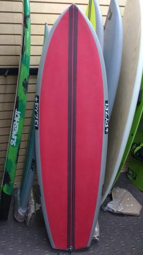 "Pyzel Screaming Eagle 5'4"" Foil surfboard"
