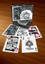 Timeless Deck by USPCC  (Bicycle Playing Card Stock)