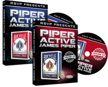 Piperactive by James Piper Vols 1&2