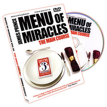 Menu of Miracles Vol.3