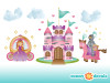 Princess Wall Decals - Detailed - Sunny Decals