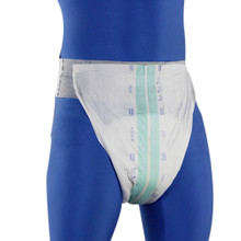Sample of TENA Flex Super Briefs
