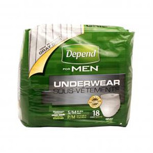 Depend Men Maximum Absorbency Underwear