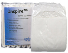 Free sample of Rearz Inspire Adult Diapers