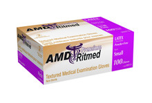 AMD-RITMED Latex, Powder-Free Gloves