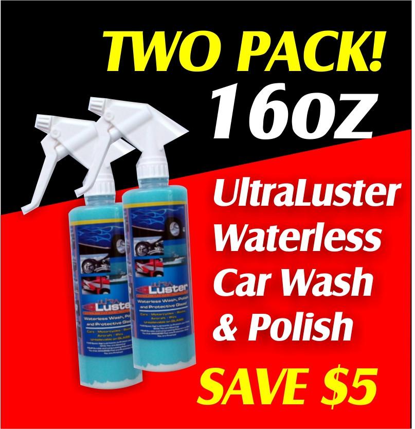 Ultraluster Waterless Car Wash Reviews