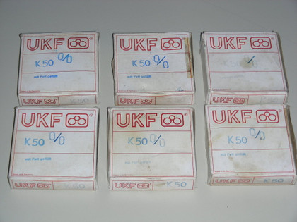 UKF K50 Bearings