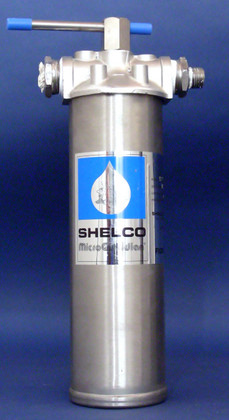 Shelco SS Filter Cartridge Housing