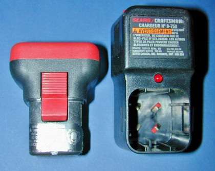 Dremel Battery & Charger