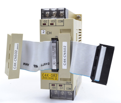 Omron C4K-OR2 Module  Front View