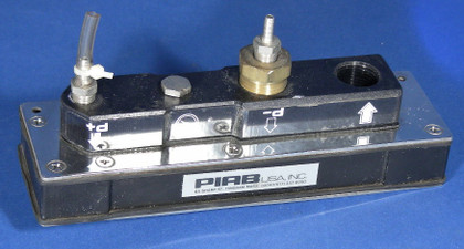 PIAB USA M63 Vacuum Pump 31.01.093