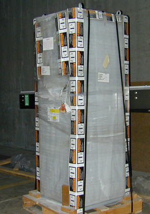 HOFFMAN APX PC Enclosure  X-PCA1666 Modular System