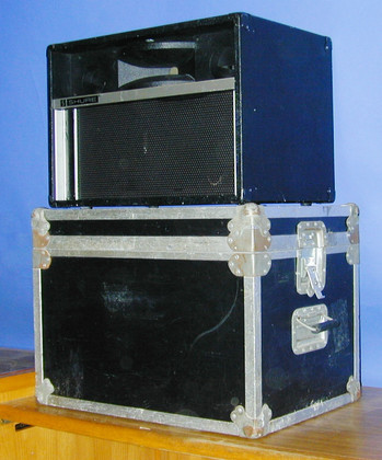 Shure Speaker with Case