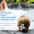 Simple Silver Non-Toxic Spa Pool Treatment 500G