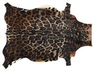 Printed Leopard Blesbok Hide