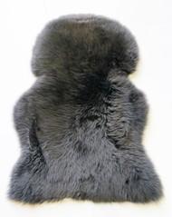 Mid  Grey Merino Sheepskin Rug
