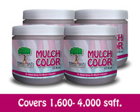 Mulch Color: Fab Four-Pack
