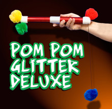 Pom Pom Magic Trick Glitter Deluxe
