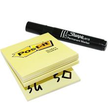 Post It Note Prediction Mental Note Force Pad Difatta Magic Trick
