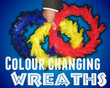 Classic - Colour Changing Wreaths - They change colour and form a giant loop!