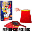 Red Zipper Pro Change Bag