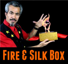 Tora Fire & Silk Box