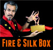Tora Fire & Silk Box