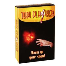 Finger Flasher Magic Trick