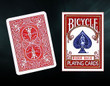 Cards - Bicycle Playing Cards RED- The choice of professional card magicians