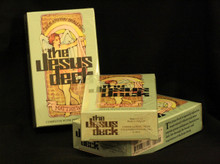 Jesus Deck Bible Gospel Playing Cards