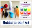 Rabbit in Hat Props & Booklet