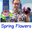 Spring Flowers Magic Trick