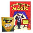 Magic Colouring Book Magic Makers Free Crayons Gospel Magic