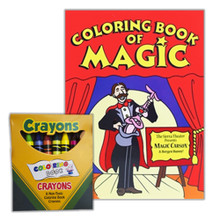 Best Seller - Magic Colouring Book Kit with Disappearing Crayons ...