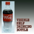 Visible Self Drinking Coke Magic Trick