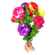 Cloth Flowers Bouquet Magic Trick Difatta