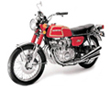 honda cb350f parts