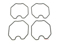 Shaped O-Ring Float Bowl Gasket - Set of 4 - Honda CB550/650/750