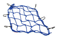 Motorcycle Cargo Net - Blue