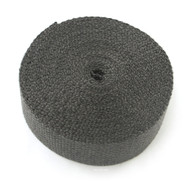 "Helix Exhaust Header Wrap - Black - 2"" x 50'"