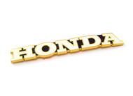 Genuine Honda - Gas Tank Emblem - 87121-300-030 - CB500K CB550K CB750K