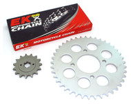 Chain & Sprockets Kit - Honda CB750A CB750K - 1977-1978