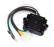 Rick's Motorsport Electrics Rectifier / Regulator Combo - Honda CB750A