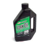 Maxima Fork Oil - 1 Liter (33.8 FL. OZ.)